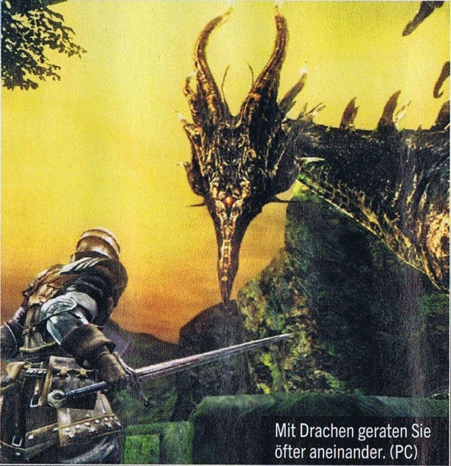 Приятный сюрприз для PC-геймеров.Подтвердились слухи о том, что немецкий журнал PC Action опубликовал статью о РС-ве ... - Изображение 2