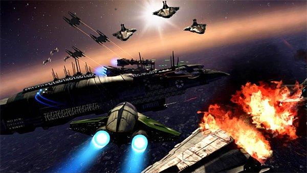 Kinect Star Wars стала новым лидером британского чарта - Изображение 1