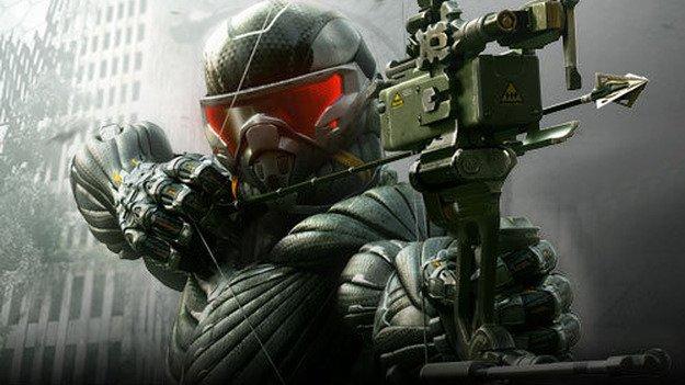 В сети появилось изображение Crysis 3.На обложке следующего номера журнала Game Reactor появились ссылки на третью ч ... - Изображение 1