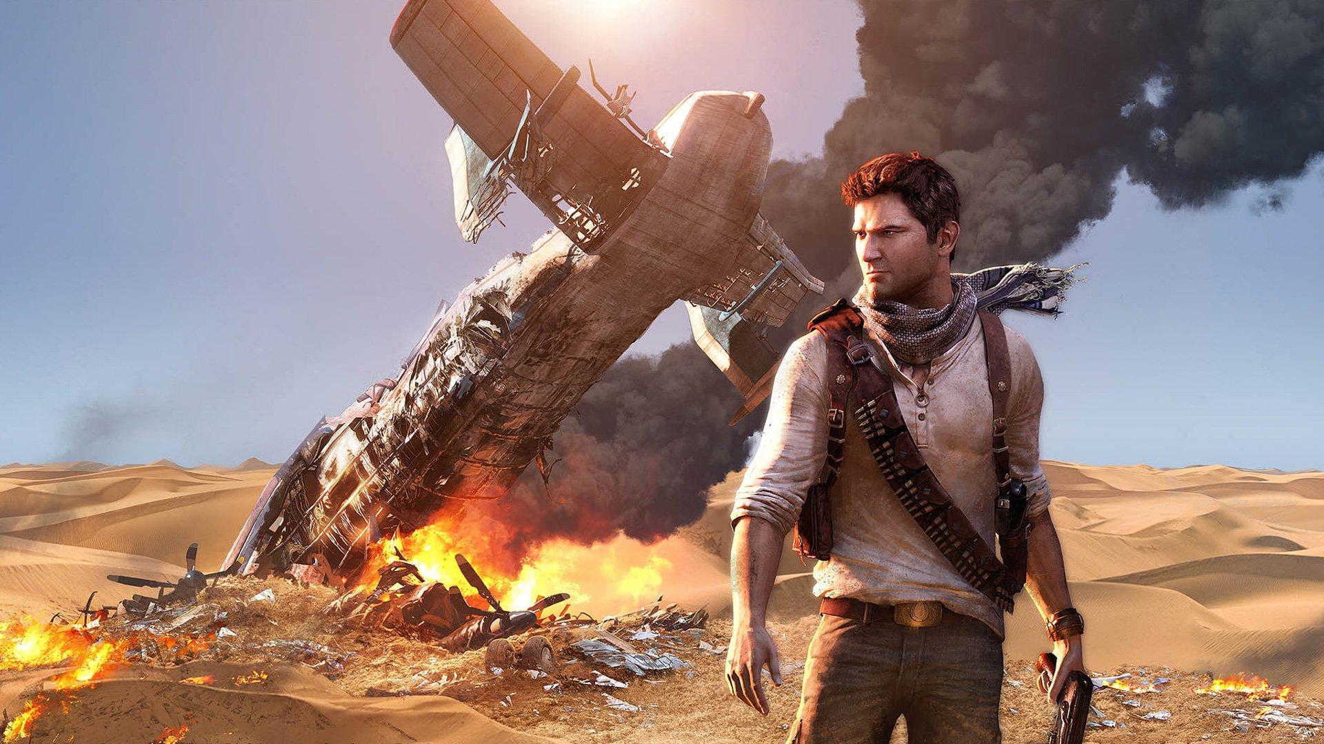 Uncharted:В поисках священной приставки PS2.- Дрейк, не хочешь ли ты найти священную приставку PS2 – сказала Елена.- ... - Изображение 1