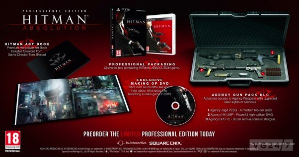 Разработчики игры Hitman: Absolution предоставили информацию о коллекционном издании. Что туда войдет?- Оригинальная ... - Изображение 1
