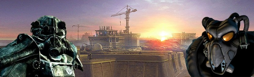Fallout – имя игр этой серии на слуху у всех любителей поиграть в компьютер.   Первые части, Fallout 1 и 2, были рев ... - Изображение 1