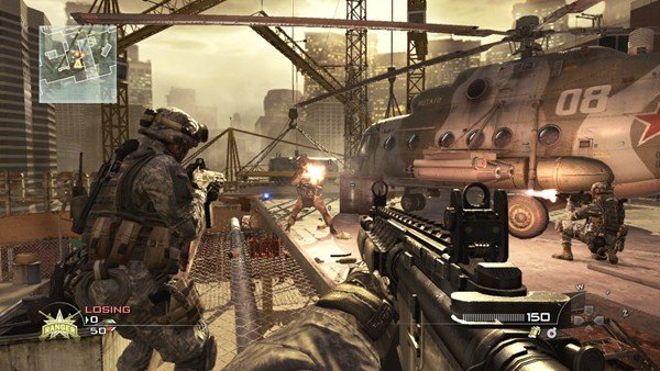 Modern Warfare 3 не смогла побить рекорд Black Ops - Изображение 1