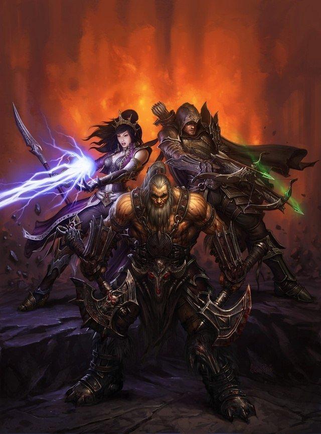 Blizzard пригласила более чем четверть миллиона тестеров опробовать Diablo III за месяц до выхода игры, компания объ ... - Изображение 1