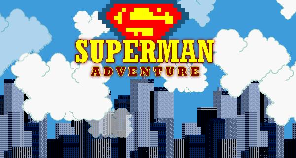 Новая браузерная игра Superman adventure. Почувствуй себя в роле самого известного супергероя в мире - супермена, и  ... - Изображение 1