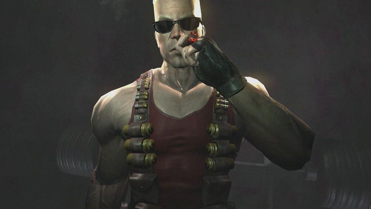 Меня звать Дюк Нюкем — и я пришел, чтобы отправить вас на упокой, инопланетные ублюдки!  Супергерой? Я? Ну я конечно ... - Изображение 1