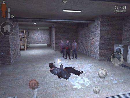 Знаменитый Max Payne покоряет мобильные устройства на платформе iOS.  Полицейский, работавший под прикрытием, обвинё ... - Изображение 3
