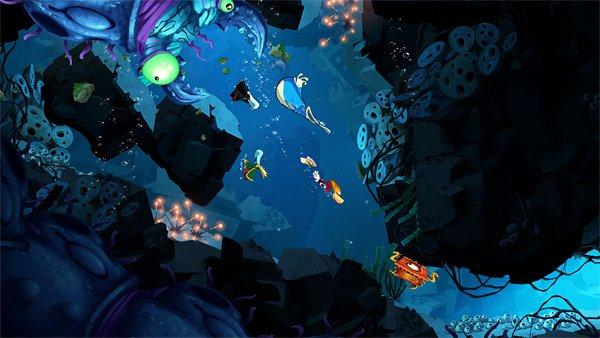 Rayman Origins —игра-платформер из игровой серии Rayman, рассказывающая о приключениях Рэймана и Глобокса. Впервые о ... - Изображение 3