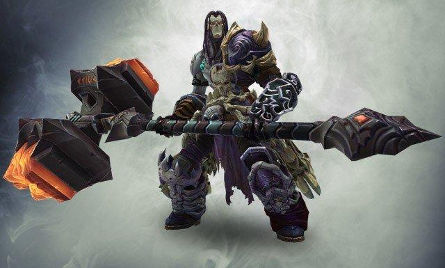 По последним данным официального сайта Darksiders.com, была выложена информация об оружии в новой игре. Напомним что ... - Изображение 2