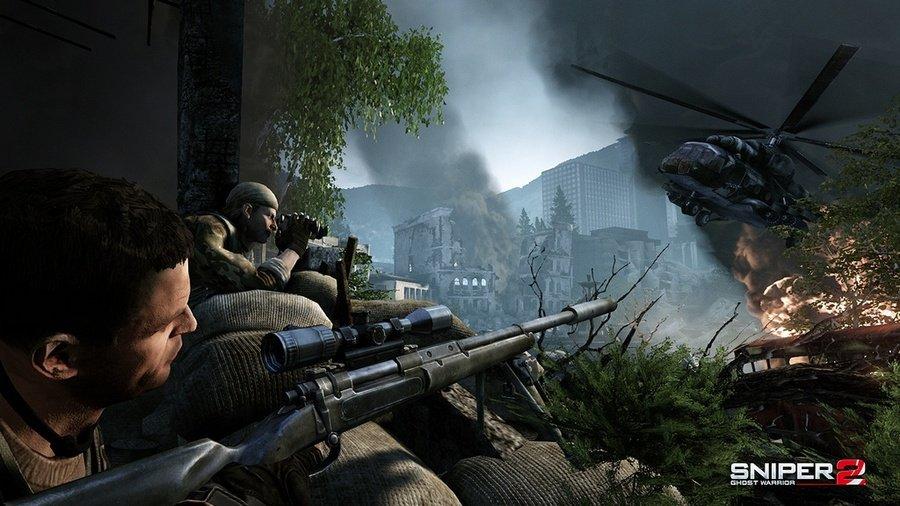 И скриншоты снайпер воин призрак 2