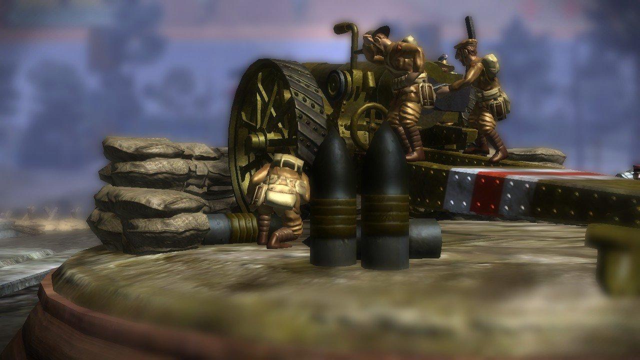 Сегодня в Steam вышла игра Toy Soldiers. Ранее она была Xbox Live эксклюзивом и по сей день требует аккаунт Windows  .... - Изображение 1