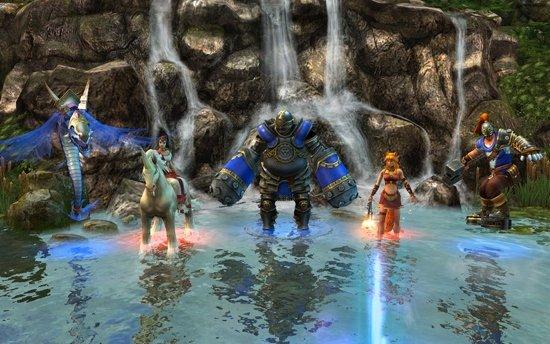 Prime World (рус. Мир Прайма) — компьютерная игра, онлайновая экшн-стратегия с элементами RPG, которая разрабатывает ... - Изображение 1