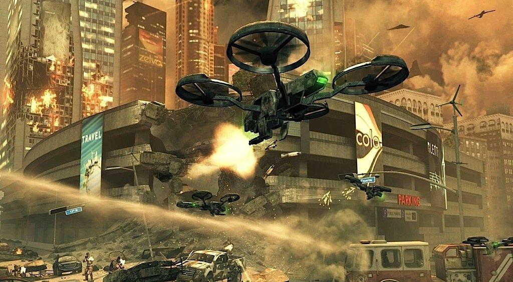 Действие Black Ops 2 развернется в будущем - Изображение 1
