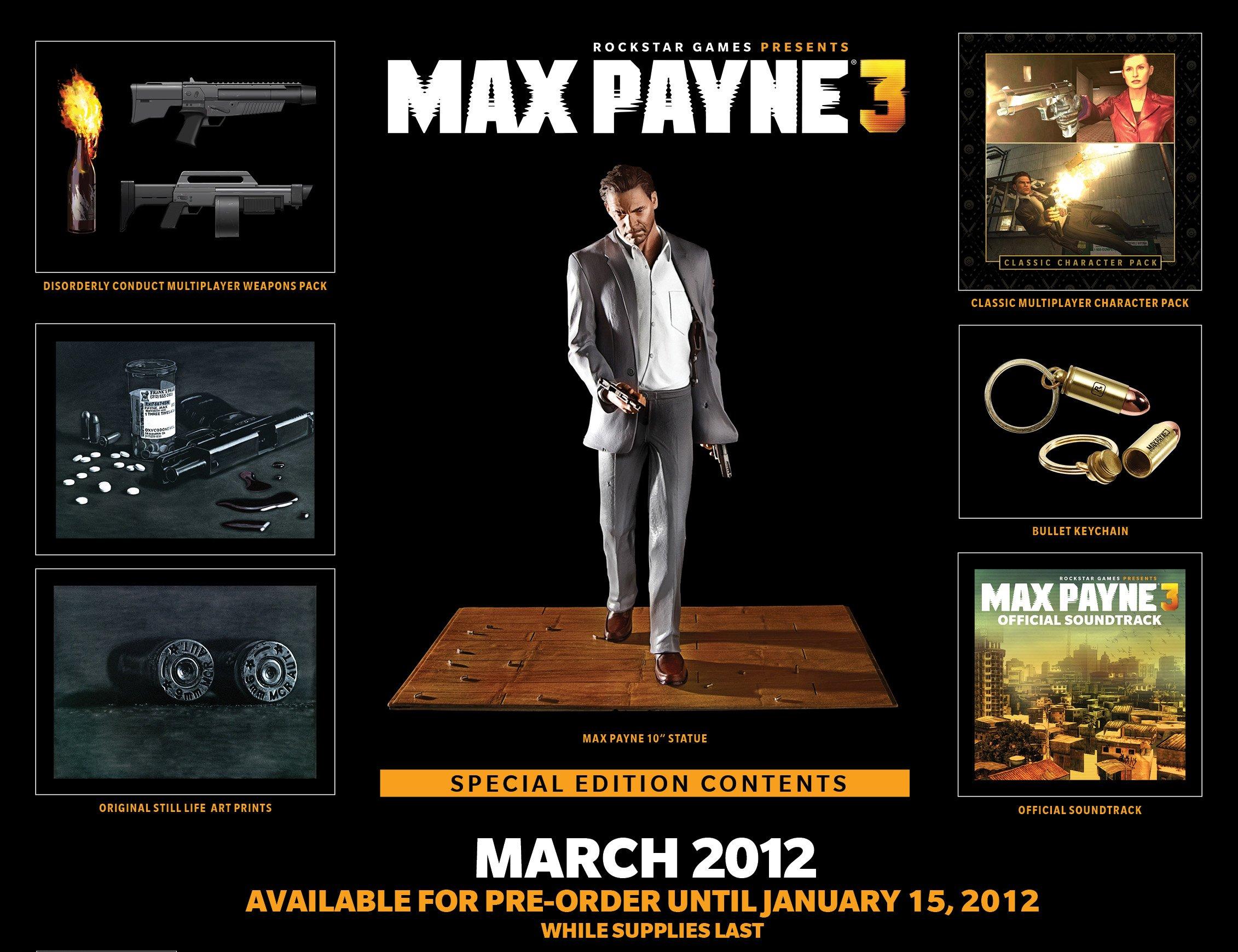 Итак, вот и настал тот момент, которого ждали миллионны геймеров начала 2000-ых. Скорый выход игры Max Payne 3. Я не ... - Изображение 2