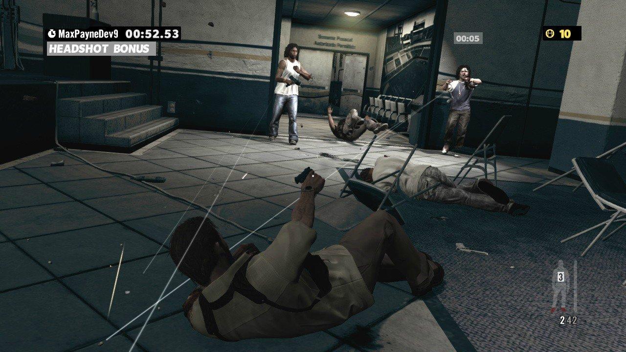 Скриншоты Max Payne 3: хэдшот бонус - Изображение 3