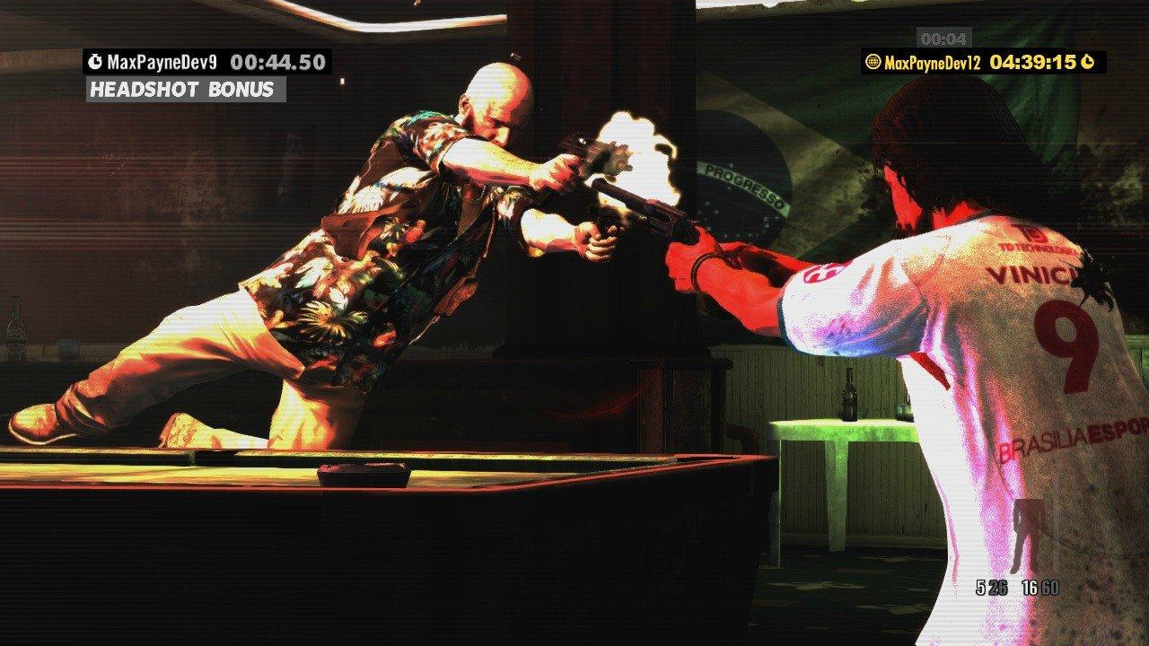 Скриншоты Max Payne 3: хэдшот бонус - Изображение 4
