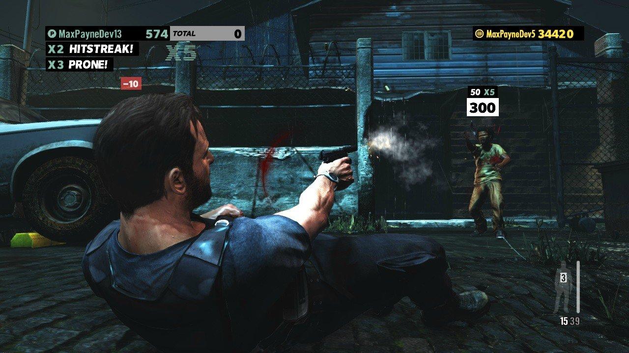 Скриншоты Max Payne 3: хэдшот бонус - Изображение 2
