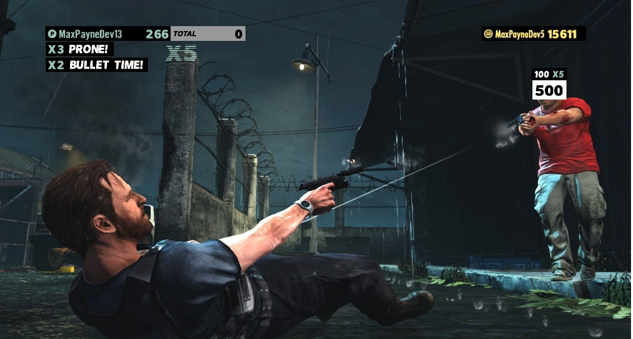 Max Payne 3 Unable To Connect To Matchmaking Services