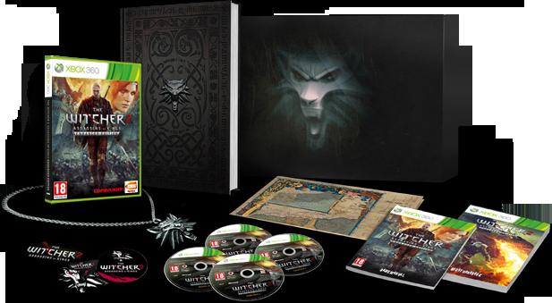 Это краткий обзор расширенного издания The Witcher 2 Xbox360. Все что написано в статье является субъективным взглдо ... - Изображение 2