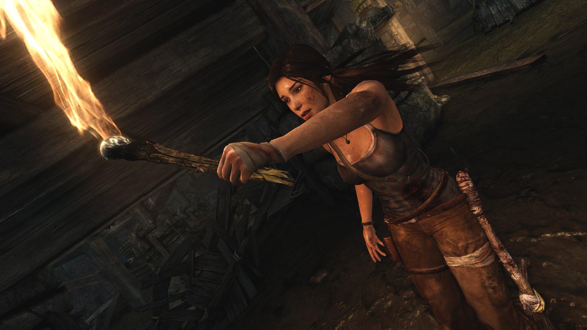 Выход Tomb Raider перенесен - Изображение 1
