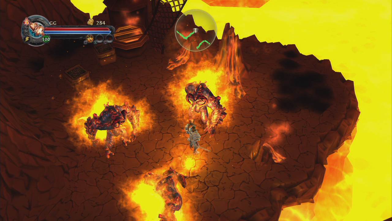 В 2011 году подразделение Ubisoft  под названием Gameloft выпустило Diablo-образную RPG Dungeon Hunter: Alliance экс .... - Изображение 2