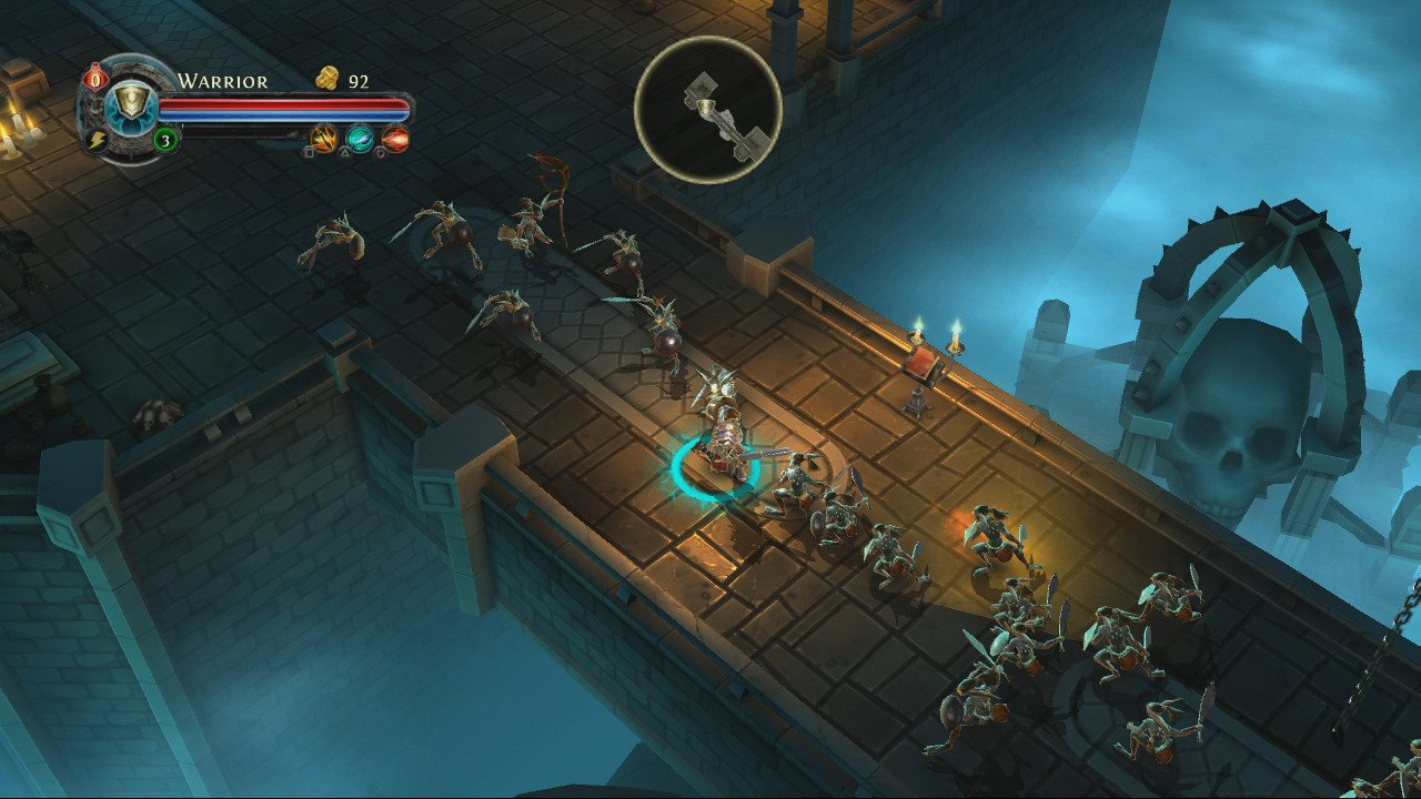 В 2011 году подразделение Ubisoft  под названием Gameloft выпустило Diablo-образную RPG Dungeon Hunter: Alliance экс .... - Изображение 1