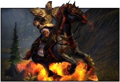 В Тэларе становится жарковато. Огненный дракон Маэлфордж и его подружка Лэтис уже готовы обрушить всю ярость на свои ... - Изображение 1