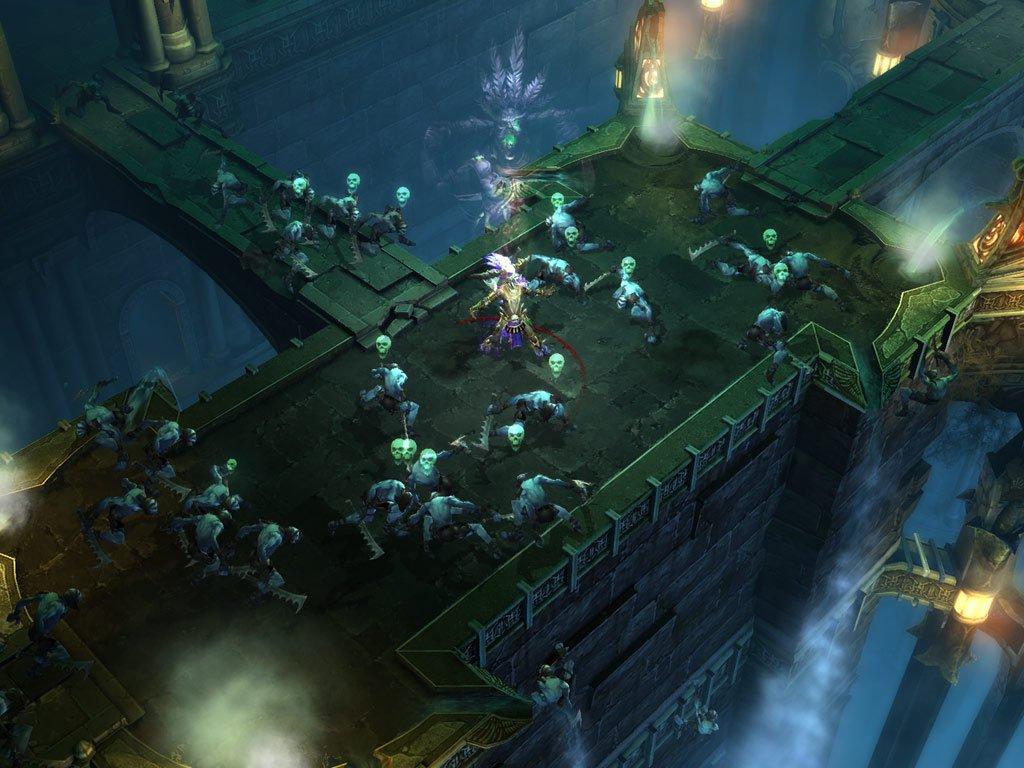 Blizzard прокомментировала воровство предметов в Diablo III - Изображение 1