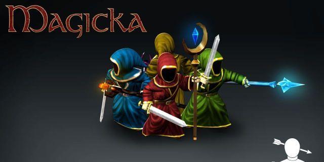 Название в России: Magicka. Ну очень эпическая игра Разработчик: Arrowhead Game Studios Издатель: Paradox Interactiv ... - Изображение 1