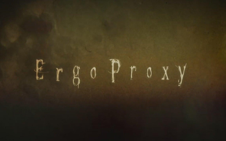 Немного вики для тех кто не в теме. Эрго Прокси(Ergo Proxy) — научно-фантастический аниме-телесериал от компаний Gen ... - Изображение 1