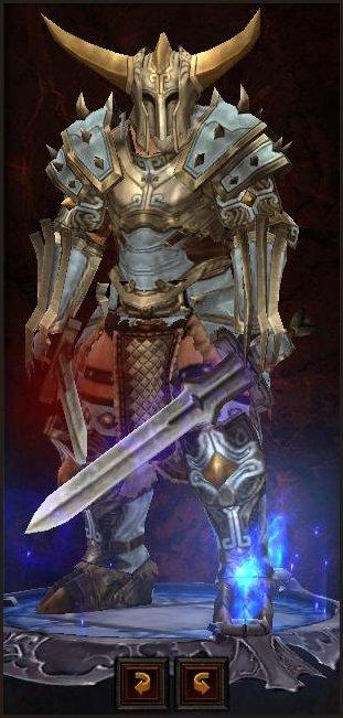 Diablo III - долгожданное продолжение, без сомнения, самой популярной серии игр в жанре hack'n'slash (англ. руби-кро ... - Изображение 2