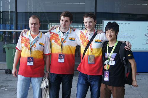 В китайском городе Шэньчжэнь завершился международный чемпионат по игре «Бумз!», в котором приняла участие и российс ... - Изображение 1