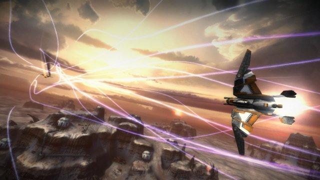 Сразу же хочется отметить, что Starhawk разрабатывался в первую очередь как мультиплеерный проект, и создается ощуще ... - Изображение 1