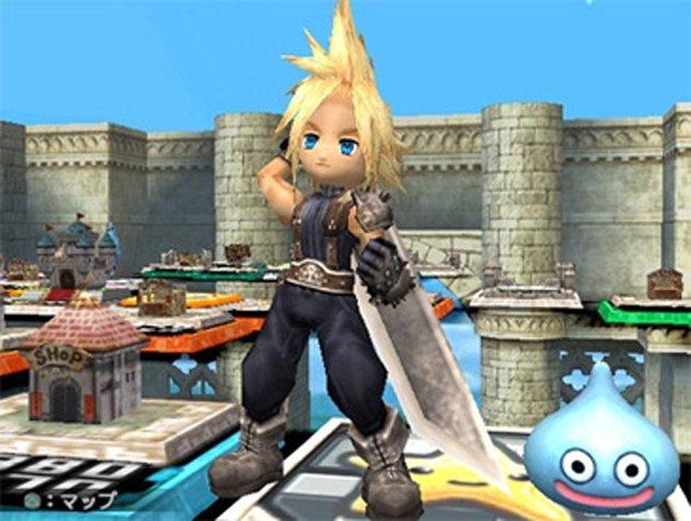 Вот я решил написать небольшой обзор на игру несколько не привычную для всеми любимой компании Square Enix - Dragon  ... - Изображение 1