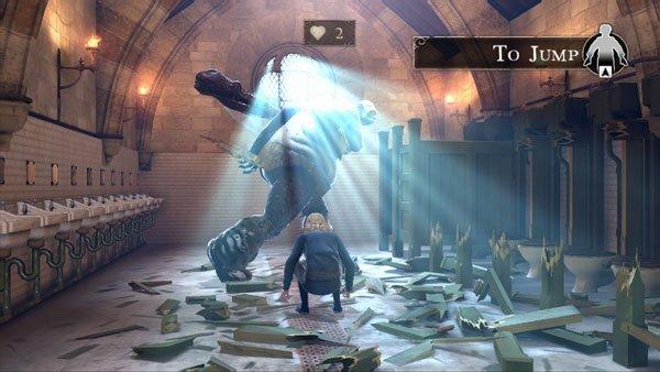 Новая игра про Гарри Поттера получит поддержку Kinect - Изображение 1