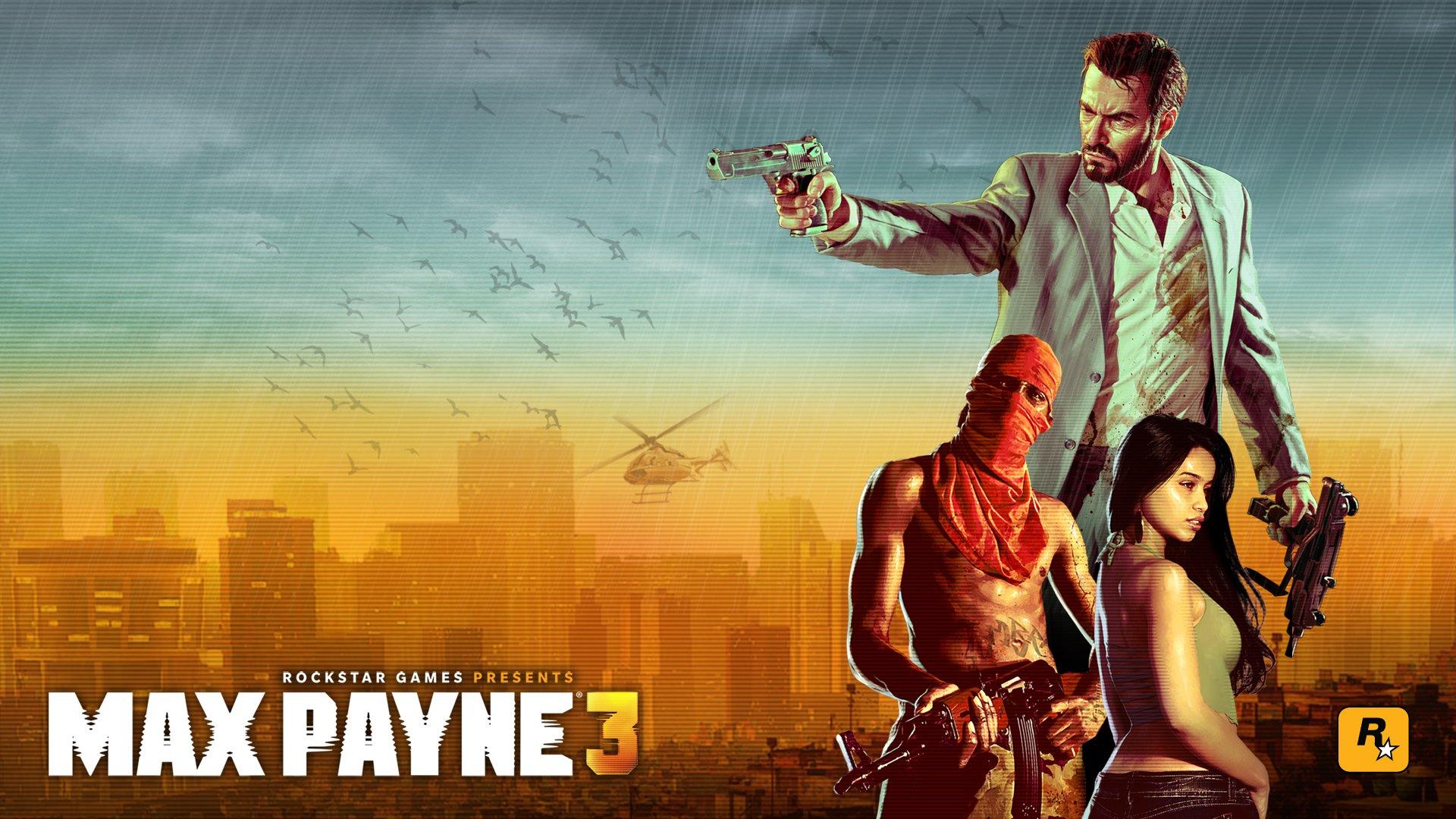 Галерея Max Payne 3 - Изображение 4