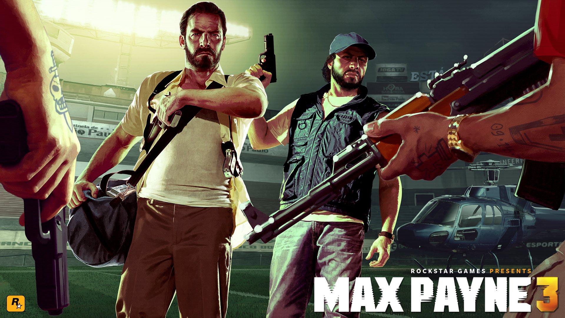 Галерея Max Payne 3 - Изображение 7