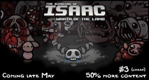 Здрасте. Как многие догадались по названию, я быстренько пробегусь по длс для The Binding of Isaac под названием Wra .... - Изображение 1