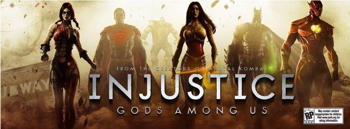Сегодня состоялся анонс нового файтинга по вселенной DC Comics под названием Injustice: Gods Among Us. Разрабатываем ... - Изображение 1