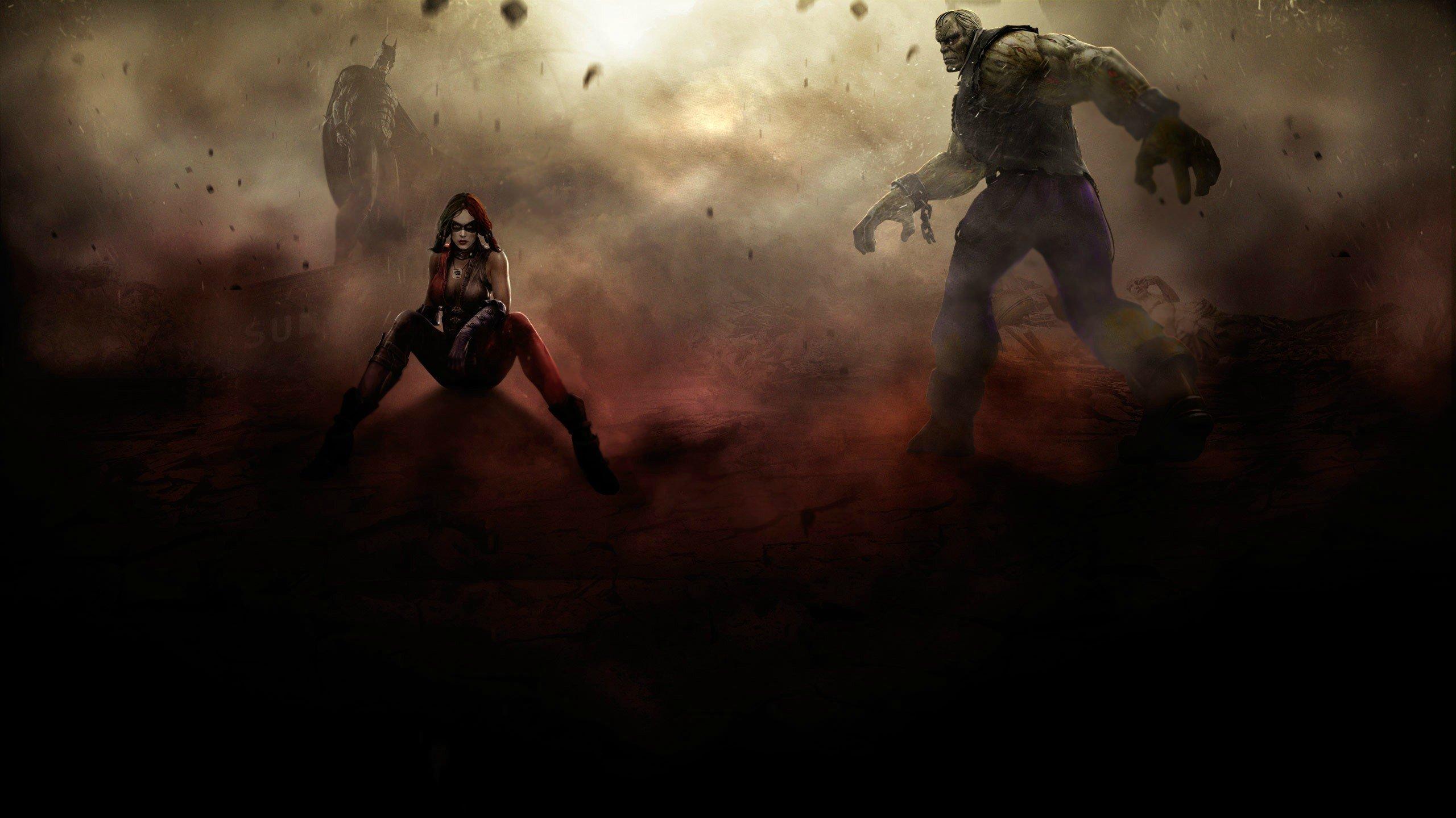 Сегодня состоялся анонс нового файтинга по вселенной DC Comics под названием Injustice: Gods Among Us. Разрабатываем ... - Изображение 3