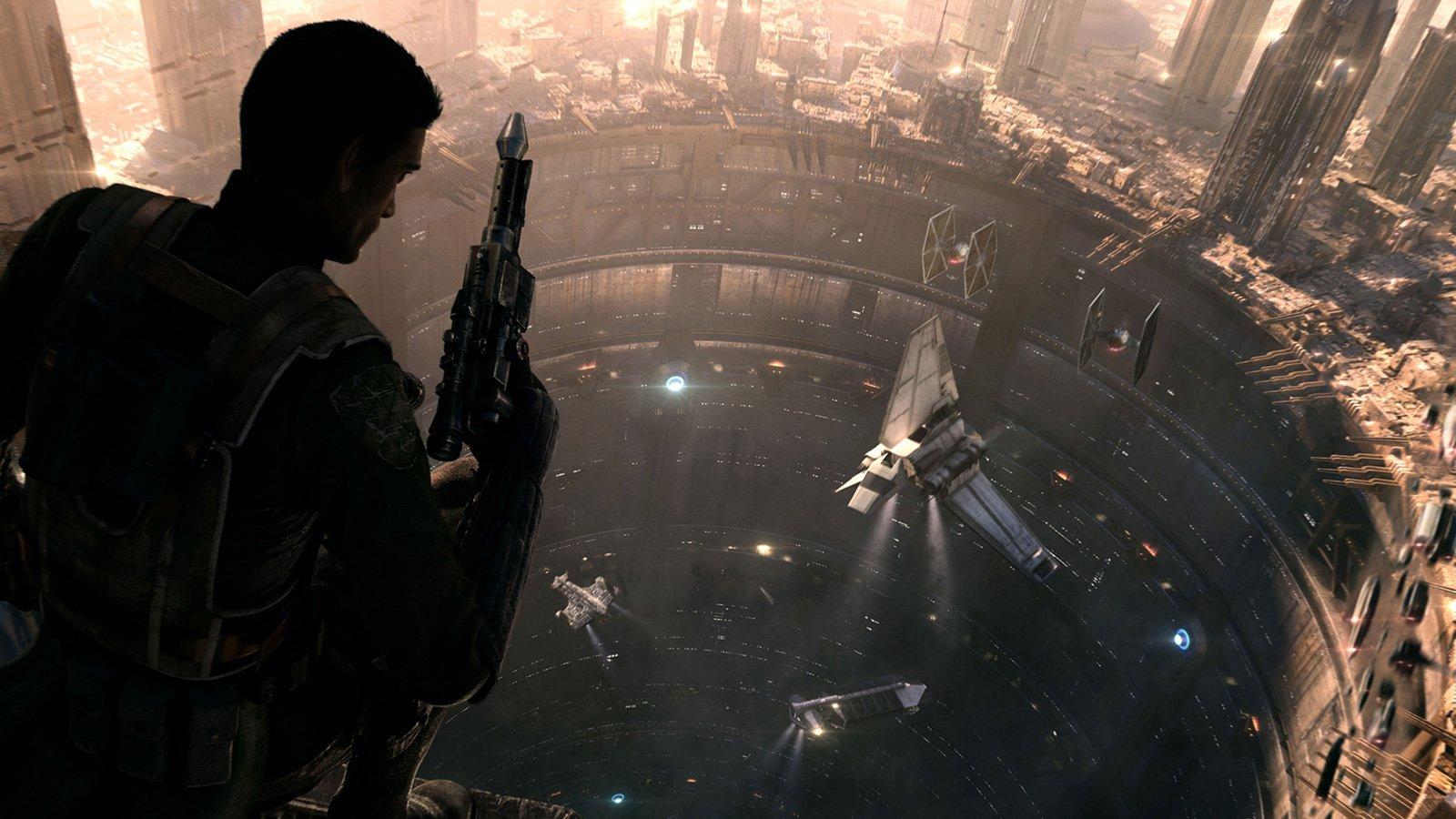 """E3: Новую игру Star Wars адресовали """"взрослой аудитории"""" - Изображение 1"""