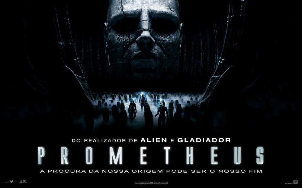 """""""Прометей"""" / """"Prometheus""""Они искали колыбель человечества, но нашли его погибель.  Даже как-то и не верится, что кла ... - Изображение 1"""