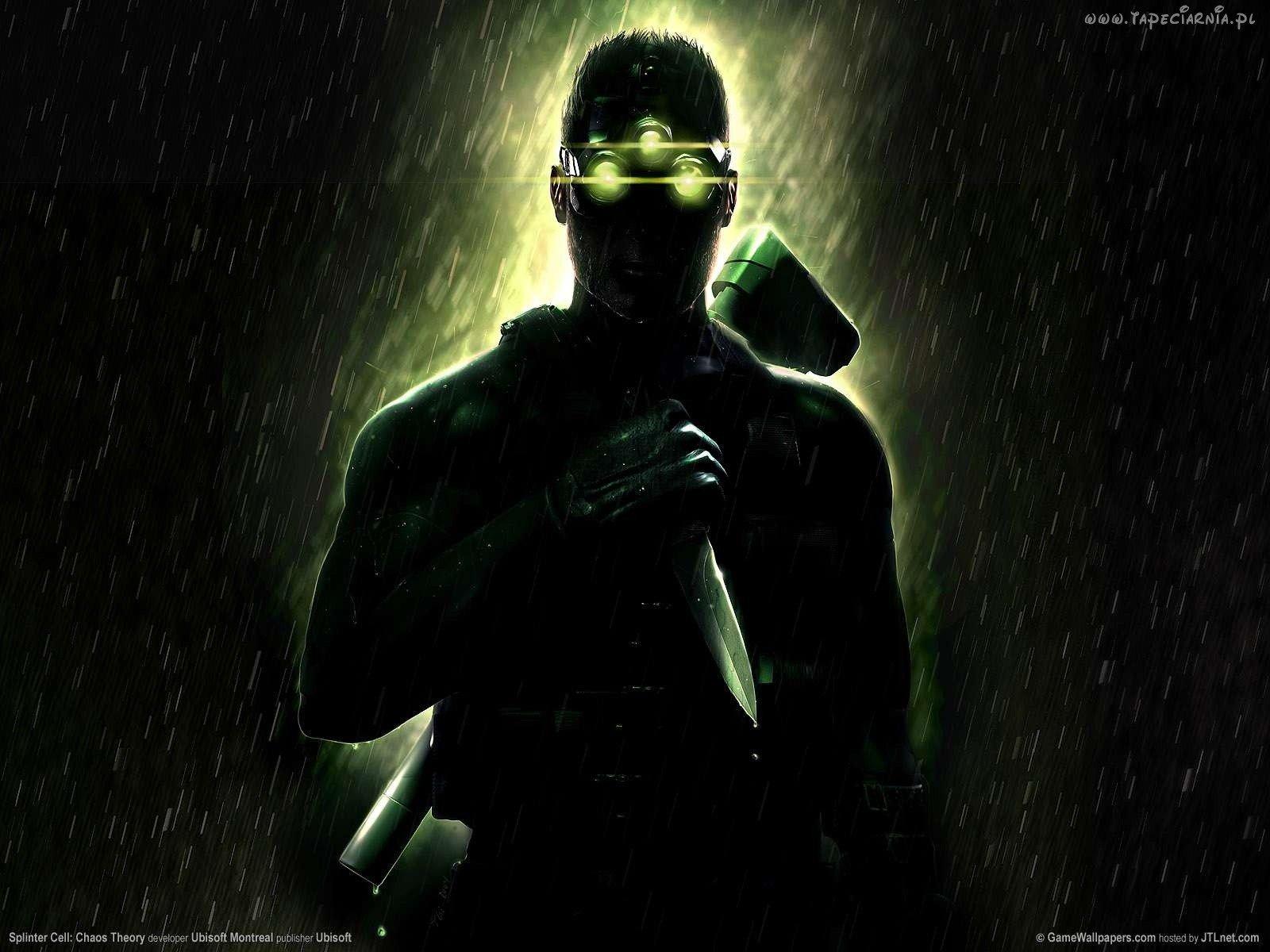 Эфир Tom Clancy's Splinter Cell Chaos Theory - Запись от 24.07.2012.