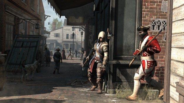 Ubisoft рассказала об инновациях в системе сражений, которая появится в третьей серии Assassin's Creed.Разработчики  ... - Изображение 2