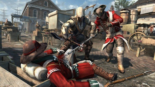 Ubisoft рассказала об инновациях в системе сражений, которая появится в третьей серии Assassin's Creed.Разработчики  ... - Изображение 1