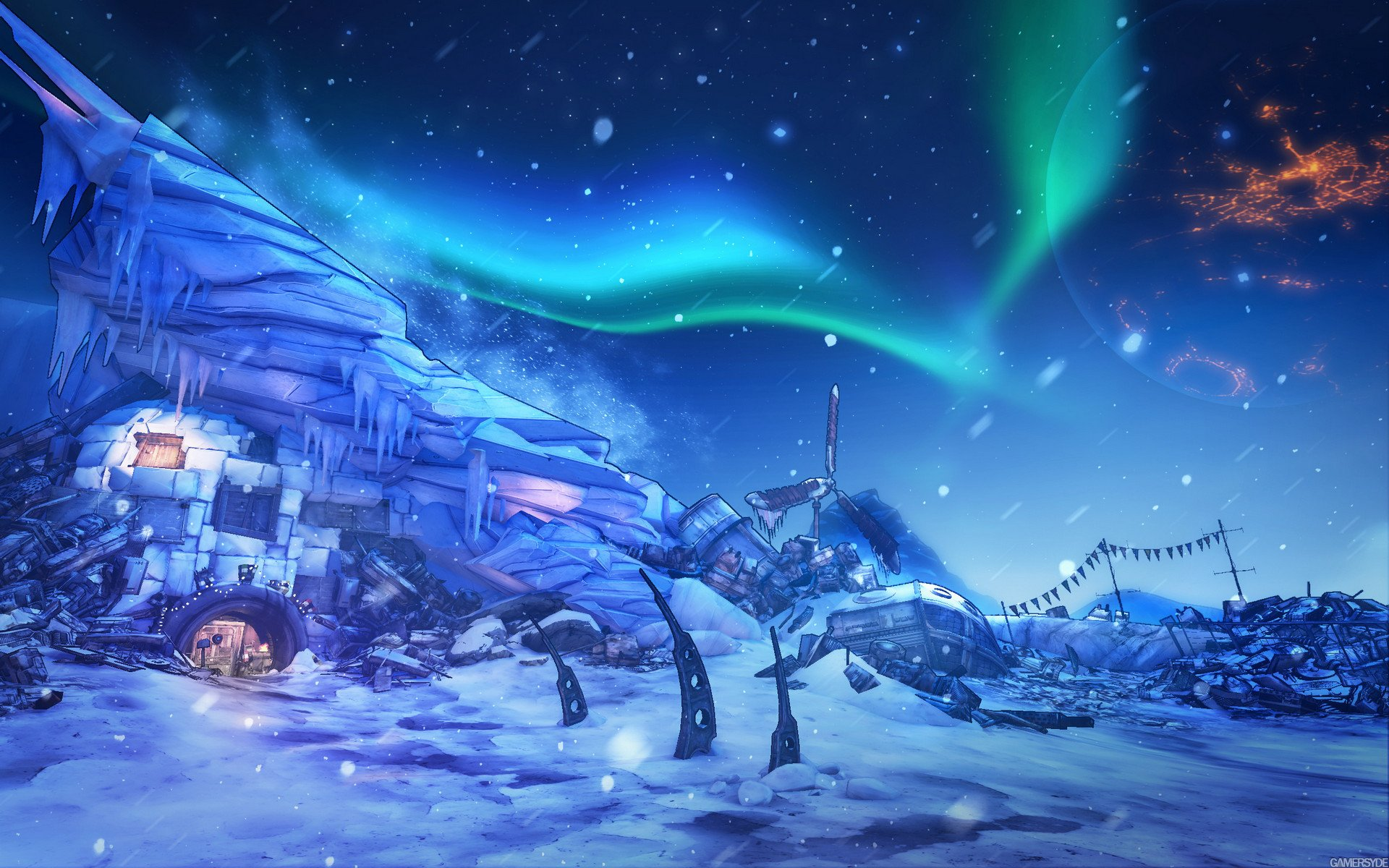 E3: Кадры Borderlands 2 - Изображение 8