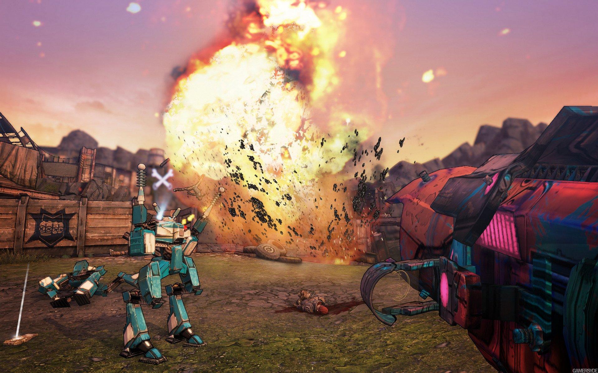 E3: Кадры Borderlands 2 - Изображение 9