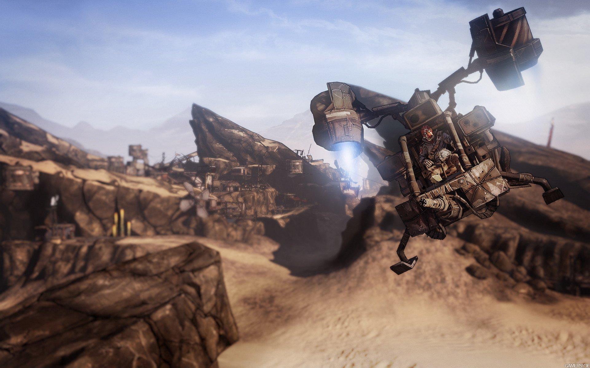 E3: Кадры Borderlands 2 - Изображение 7