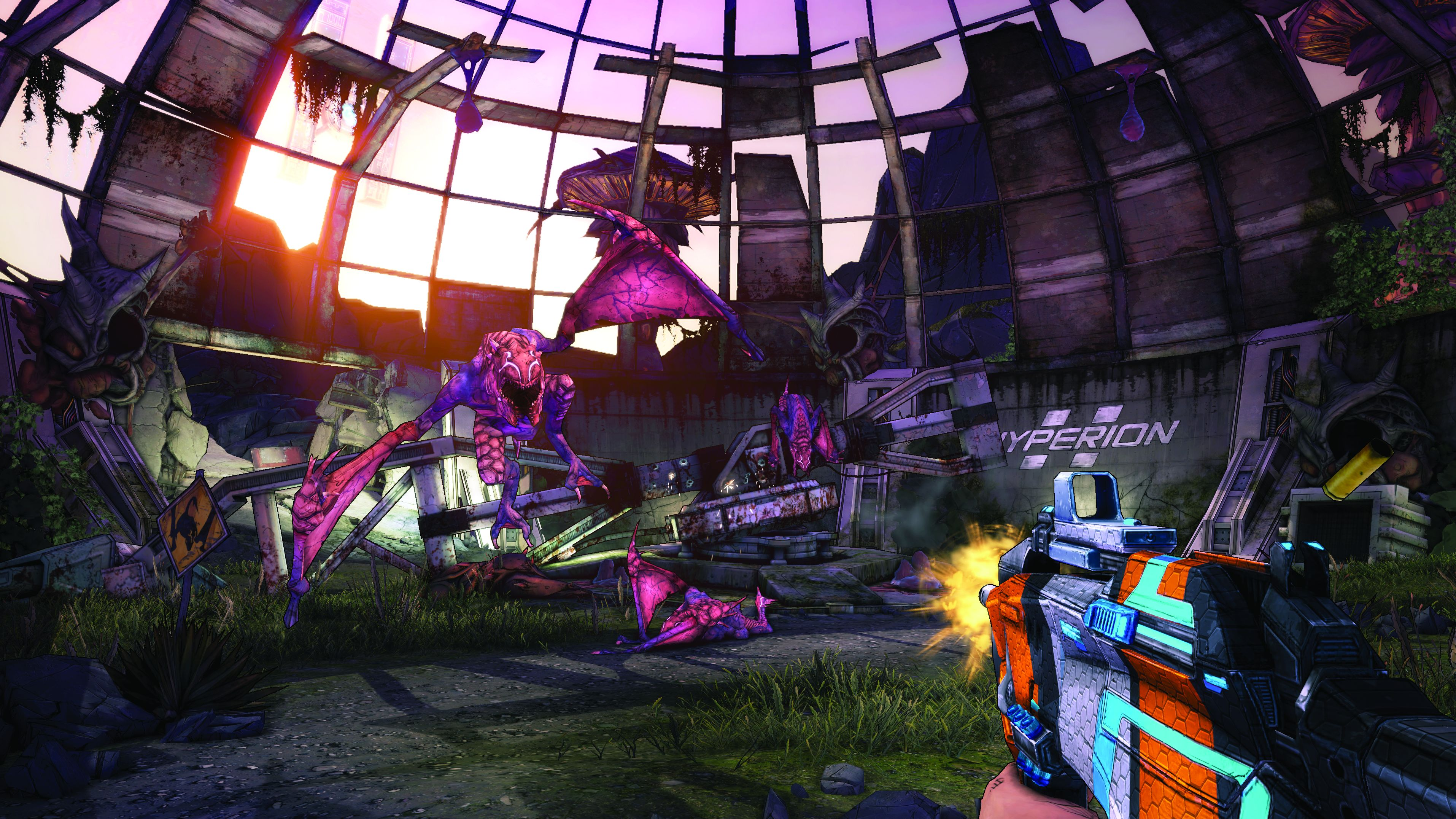 E3: Кадры Borderlands 2 - Изображение 4