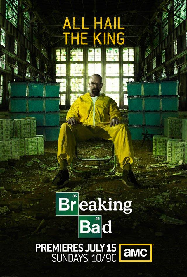 !Спойлеры!  Прошла неделя, как я досмотрел финальную на данный момент, серию Breaking Bad. Всплеск эмоций от блестящ ... - Изображение 2